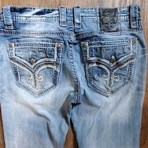 ROCK  REVIVAL Men's Jeans - Phoenix